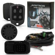 Alarme De Moto Positron G8 Fx Factor 150 2016