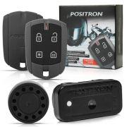 Alarme Moto Positron Iam Fazer 2018 150 250 Factor 150 Crosser Ybr125