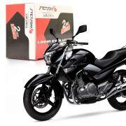 Alarme Moto Stetsom Evolution Triplo I Bloqueio Antifurto Função Liga e Desliga + Controle