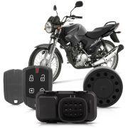 Alarme Moto Ybr Factor 125 2010 Em Diante