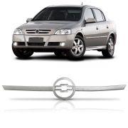 Aplique Grade Dianteira Astra 2004 2005 2006 2007 2008 2009 2010 2011 2012 Cromado