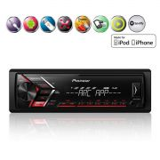 Auto Radio Mixtrax MVH-S108UI MP3 Usb Aux Rca Am Fm