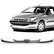 Bigode Parachoque Dianteiro Peugeot 206 99 2000 2001 2002 2003 2004 2005 2006 2007 2008 2009 2010