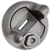 Borboleta Cilindro Ignição Blazer S10 Silverado 95 A 2012 Cinza