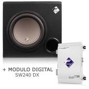 Caixa Dutada Cx10-n + Módulo Digital Falcon Sw240 Dx Falcon
