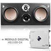 Caixa Dutada Cx12-td1n 12 + Módulo Digital Hs1100 Dx Falcon