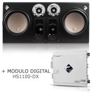 Caixa Dutada Cx12-td2n 12 + Módulo Digital Hs1100 Dx Falcon