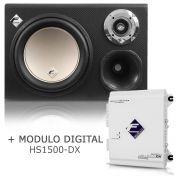 Caixa Dutada Cxp12-tn + Módulo Digital Hs1500 Dx Falcon