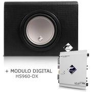 Caixa Dutada Falcon Cx8-n + Módulo Digital Falcon Hs960 Dx