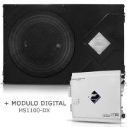 Caixa Selada X160-slim-2 + Módulo Digital Hs1100 Dx Falcon