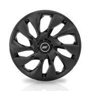 Calota Esportiva Aro 14 Ds4 Black 4X100 4X108 5X100