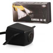 Câmera de Ré Survision Preta Suporte de Placa