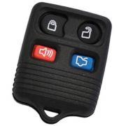 Capa Controle Alarme Ecosport Fiesta Ka 02 03 04 05 06 07 08 09 10 11 12 13 14 Destrava Porta Malas