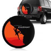 Capa Estepe Fox Ecosport Aircross Doblô Com Cadeado Eu Pratico Ecosport