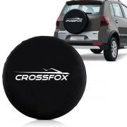 Capa Estepe Fox Ecosport Crossfox Aircross Doblô Com Cadeado Crossfox