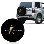Capa Estepe Keep Rocking Pajero Full Prado T4