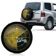 Capa Estepe New Gps Pajero Full Prado T4