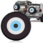 Capa Estepe Olho Turco ecosport - Crossfox - Aircross - Spin