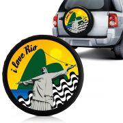 Capa Estepe Rio Ecosport - Crossfox - Aircross - Spin