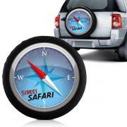 Capa Estepe Safari ecosport Crossfox Aircross Spin