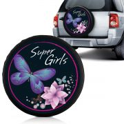 Capa Estepe Super Girls Ecosport - Crossfox - Aircross - Spin