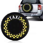 Capa Estepe Taxi Ecosport - Crossfox - Aircross - Spin