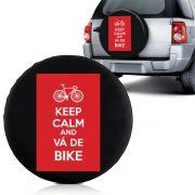 Capa Estepe Vá De Bike Ecosport - Crossfox - Aircross - Spin