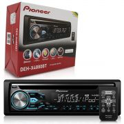Cd Player Deh-X4880bt 1 Din Entrada Usb