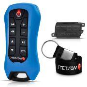 Controle Stetsom De Longa Distância Até 200M 8 Funções Sx2 Light Azul