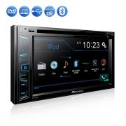 Dvd Player Pioneer 2 Din Bluetooth Usb
