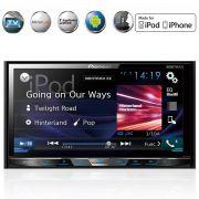 Dvd Player AVH-X598TV 2 Din 7