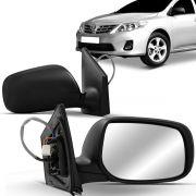 Espelho Retrovisor Externo Corolla 2008 2009 2010 2011 Elétrico