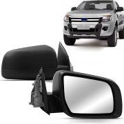 Espelho Retrovisor Externo Ranger 2013 2014 2015 Manual