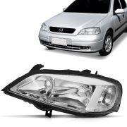 Farol Astra 1999 2000 2001 2002 Com Motor Lado Direito