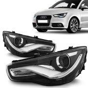 Farol Audi A1 2011 2012 2013 2014 2015