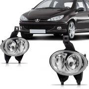 Farol Milha Peugeot 206 2004 2005 2006 2007 2008 2009 2010