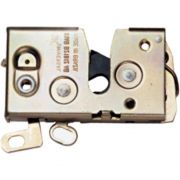 Fechadura Porta Dianteira Escort 83 84 85 86 87 Mecanica LE
