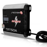 Fonte Carregador Digital Bateria Stetsom Infinite 50A