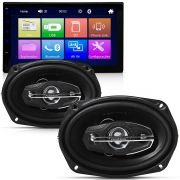 Kit Mp5 Player Auto Monster 2 Din 7