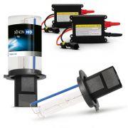 Kit Xenon H1 - H3 - H7 - H11 - HB3 - HB4 - H4-2 12V 8000k DC