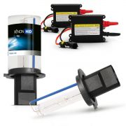 Kit Xenon H3 12V 8000k DC