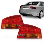 Lanterna Audi A4 2005 2006 2007 2008 Canto