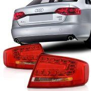 Lanterna Audi A4 2009 2010 2011 2012 2013 Canto