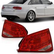 Lanterna Audi A4 2009 2010 2011 2012 2013 Mala