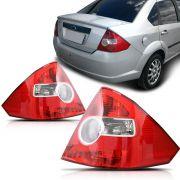 Lanterna Fiesta Sedan 2005 2006 2007 2008 2009 2010