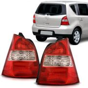 Lanterna Nissan Livina 2009 2010 2011 2012 2013 2014 Rubi Ré Cristal