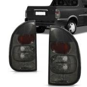 Lanterna Corsa 2 Portas Pick-Up Esport 2000 2001 2002 Fumê
