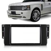 Moldura DVD 2 Din Range Rover 2006 2007 2008 2009 2010 2011 2012 2013 2014 2015 2016