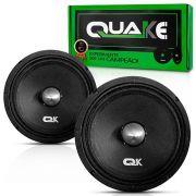Par Alto Falante Quake Mg 200W Rms 4 Ohms 6 Polegadas