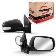 Par Espelho Retrovisor Externo Corolla 2008 2009 2010 2011 Elétrico Com Pisca